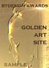 The Golden Art Site Award